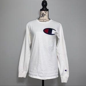 Vintage Champion Long Sleeve 3-